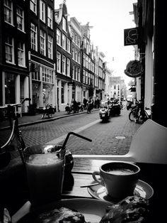 Hartenstraat City Life, Amsterdam