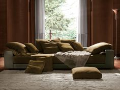 Ivano Redaelli, made in Italy: You & Me sofa.
