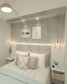 Home Decorators Hazelwood Mo Bedroom Bed Design, Home Room Design, Room Ideas Bedroom, Small Room Bedroom, Home Decor Bedroom, Modern Bedroom, Bedroom Simple, Luxurious Bedrooms, Sweet