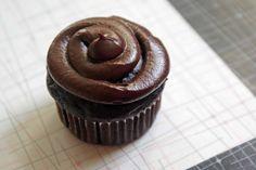Chocolate | Chocolate+on+Chocolate+Cupcake Chocolate on Chocolate Cupcakes