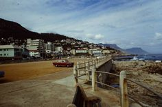 Sea Point, Vintage Everyday: 40 Wonderful Color Photographs Capture Street Scenes of Cape Town, South Africa from between the and Old Pictures, Cape Town, Live, South Africa, Paris Skyline, Dolores Park, Places To Visit, Sea, Explore