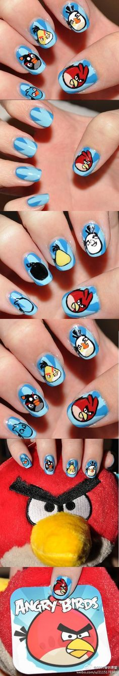 For all my angry birds fans!!!