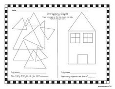 Great warm up activity when teaching geometry