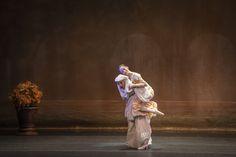 Ballet de Santiago. Romeo y Julieta 2016. Foto de Patricio Melo