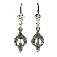 Replica Art Deco Earrings - 70636