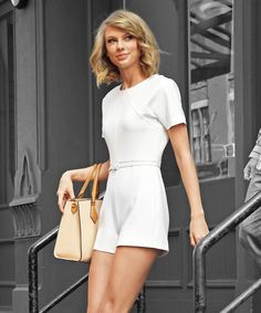 30+ Ways Taylor Swift Makes Fashion Look Easy #refinery29