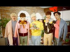 Your so colorful SHINee babies:)