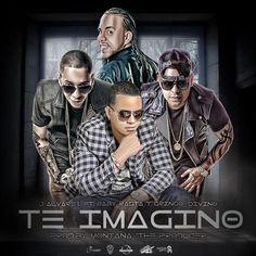 J Alvarez Ft. Baby Rasta & Gringo Y Divino - Te Imagino (Prod. By Montana The Producer)