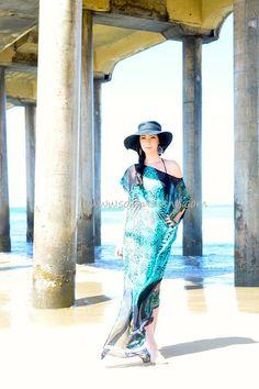 Solemare beach kaftan caftan caftan dress by solemareny on Etsy