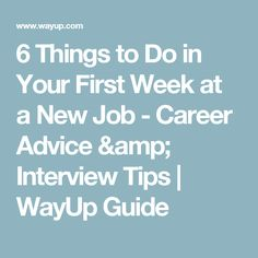 How to Find a Job: The Best Interview Advice | Posts, The o'jays ...