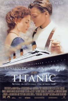 Titanic is one of those I wish I could deny was a great because it seems so cliche, but there is no denying that it does a tremendous job at telling a good story
