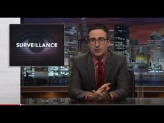 Ed Snowden tells John Oliver: 'They are still collecting everybody's information, including your dick pics'