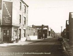 Bunbury Street, Kirkby Street, The Nottingham, The Meadows, 1970
