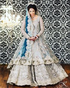 Bridal Inspiration From Real Pakistani Brides To Make Eid Extra Special! Pakistani Party Wear Dresses, Walima Dress, Asian Wedding Dress, Pakistani Wedding Outfits, Pakistani Bridal Dresses, Pakistani Wedding Dresses, Bridal Outfits, Bridal Lehenga, Designer Wedding Dresses
