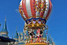 Meine Lieblings-Mäuse live zum Anfassen :-) Hier zeige ich Euch Impressionen aus dem Disney World Orlando, Florida.