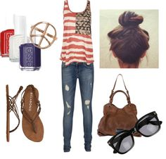 great 4th of July outfit