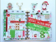 Plan with me- Natale Happy Planner- Giada Giungi