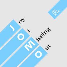 """Você sabe o que é JOMO? Joy of Missing Out, ou a """"Alegria de ficar de fora"""", é o movimento que prega a satisfação de não compartilhar e participar de tudo e simplesmente curtir a vida real. Por quê precisamos postar tudo? Assistir à todas as lives? Ficar online o tempo todo? Principalmente em tempos como o que estamos vivendo hoje, precisamos desapegar e criar um momento só nosso! Vai por mim! #vaiporelas! #mulher #vaiporelas #girlpower Vida Real, Stencil, Company Logo, Snoopy, Wellness, Joy, Graphic Design, Happy, Life"""