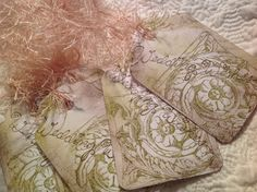 Tags  Wedding Wishes by SimpleSouthernSass on Etsy, $6.95
