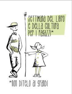 A Bologna dal 22 al 27 marzo sarà la Settimana del Libro e della Cultura per i Ragazzi. La città si animerà con eventi dedicati ai bambini e alle loro famiglie!!! Ma mi raccomando... #nonditeloaigrandi  — presso BolognaFiere.