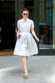 Keira Knightley look