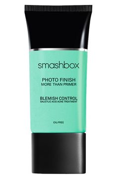Smashbox 'Photo Finish' Blemish Control Primer | Nordstrom This hydrates your skin!!! Put before your foundationl Awesome!