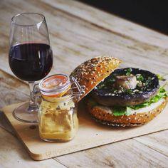 "9 Likes, 1 Comments - Bolney Wine Estate (@bolneyestate) on Instagram: ""Mushroom burger #foodandwine"""