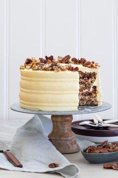 Crunches, Vanilla Cake, Tiramisu, Smoothies, Nom Nom, Cake Decorating, Food And Drink, Sweets, Ethnic Recipes