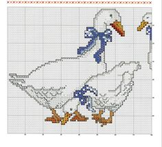 Thrilling Designing Your Own Cross Stitch Embroidery Patterns Ideas. Exhilarating Designing Your Own Cross Stitch Embroidery Patterns Ideas. Just Cross Stitch, Cross Stitch Borders, Cross Stitch Animals, Cross Stitch Charts, Cross Stitching, Cross Stitch Embroidery, Embroidery Patterns, Cross Stitch Patterns, Crochet Cross