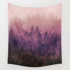 The Heart Of My Heart Wall Tapestry