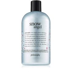 snow angel shower gel (23 CAD) ❤ liked on Polyvore featuring beauty products