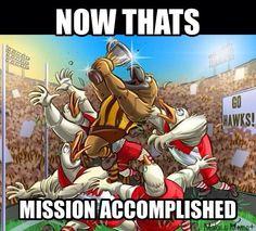 Football Memes, Football Team, Sports Teams, Hawks, Australia, Club, Funny, Ha Ha, Soccer Memes