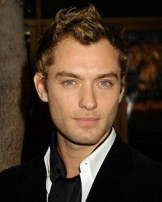 """Have you ever seen """"The Holiday"""" with Jude Law?"""