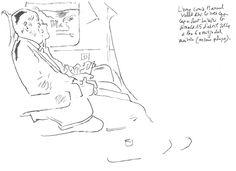 L'òme coma Manuel Valls (misma plaça). 15 d'abril 2014.