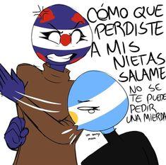 ~『Coun t ryHumans Lat I n o s』~ - 🇦🇷 y la confederación argentina Hetalia, Argentina Country, Yuno Gasai, Mundo Comic, Cool Poses, Cartoon Games, South Park, Cringe, Pikachu