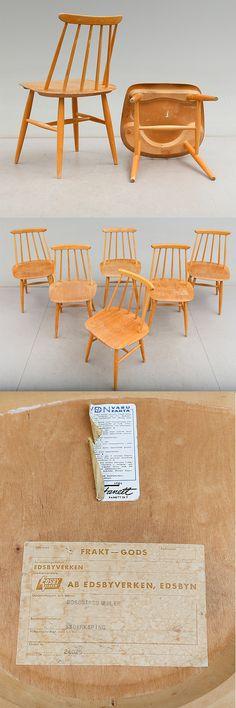 Fanett, by Edsbyverken, Swedish Design, Outdoor Furniture, Outdoor Decor, Chair, Home Decor, Decoration Home, Room Decor, Interior Design, Home Interiors