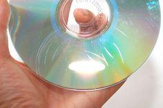 DIY CD Fix - how to fix a scratched cd/dvd at home, a few different fixes