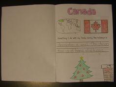 Christmas Around the World and Elf on the Shelf!