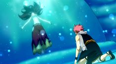 """Fairy Tail - 22 : Saddest scene Another hard…. Fairy Tail is full of drama… Erza sacrifices herself in front of Natsu/Erza Scarlet's """"death"""": Erza crying over Jellal : """"Demon"""" Mirajane crying after. Nalu, Fairytail, Natsu And Erza, Fairy Tail Erza Scarlet, Fairy Tail Guild, Fairy Tail Couples, Fairy Tail Ships, Love Fairy, Cowboy Bebop"""