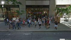 Another Google Street View Photobomb