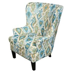 Clover Wingback Chair