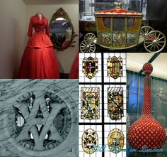 The Victoria & Albert Museum (the V&A), fashion and glass collections http://www.amuminlondon.com/2013/10/a-capacious-handbag-v.html