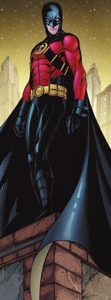 Red Robin - my Robin, Tim Drake