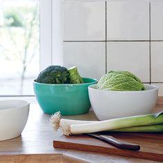 Ursula bowls for vegetables