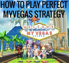 How To Play Perfect MyVegas Strategy To Earn More MyVegas Rewards - cyberbuzz - technology and trends