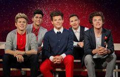 One Direction Wax Figures-LMK-091376.jpg 470×302 pixels