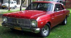 Auto Ford Falcon 1966