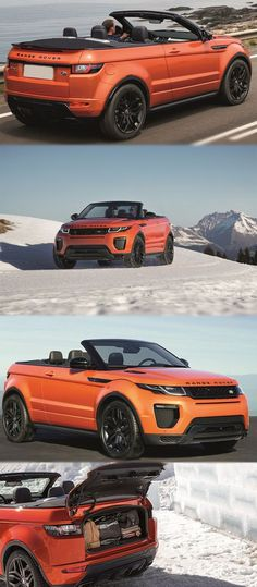 '' Range Rover Evoque Convertible '' MUST SEE SUVs And Crossovers Worth Waiting For - SUV And Crossover Lineup