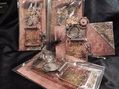 altered mouse trap by CntrywmnStamper - Cards and Paper Crafts at Splitcoaststampers