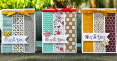 Hey Stampin' Friends!!   This weekend I participated in an all-day crafting fundraiser to benefit the Vista Pregnancy Resource Center. The e...